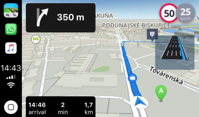 iOS 12: Offline-Karten-App Sygic könnte in CarPlay zur Verfügung stehen