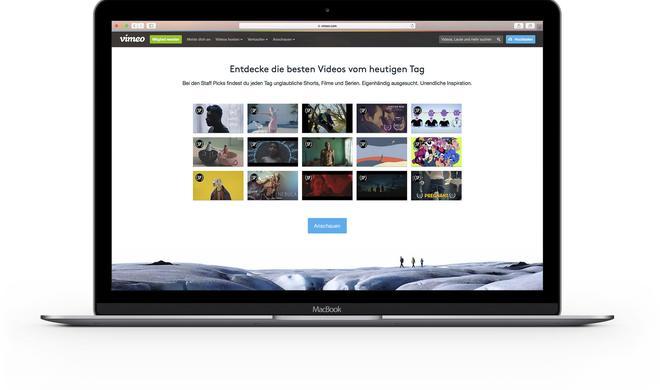 Vimeo: Das soziale Netzwerk für Videos mit Anspruch