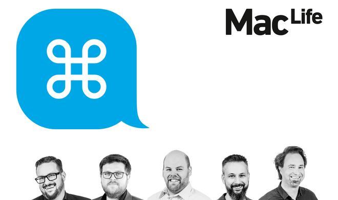 Schleifenquadrat: Der Mac-Life-Podcast ist zurück