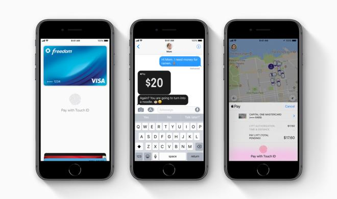 Apple Pay wohl bald auch in Österreich