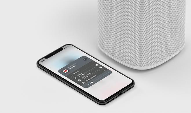 So aktualisieren Sie Sonos-Lautsprecher für AirPlay 2