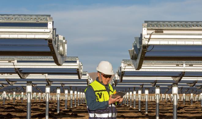 Apple gibt Geld für saubere Energie in China aus