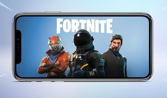 Fortnite für iOS weiter auf Erfolgskurs