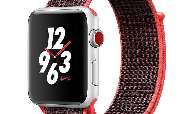 Jetzt zuschlagen: Apple Watch Nike+ LTE 42mm Aluminiumgehäuse stark reduziert