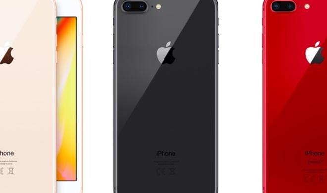 iPhone 8 Plus ist das meistverkaufte iPhone