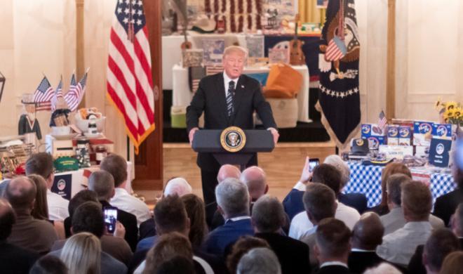 Trump vertut sich: Apple baut keine neuen Fabriken in den USA