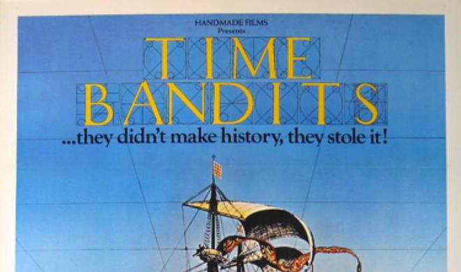 """Apple erwirbt Rechte für Serie """"Time Bandits"""""""