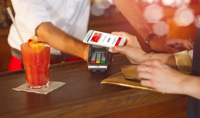 Nicht am iPhone: Sparkassen starten Mobiles Bezahlen mit dem Smartphone