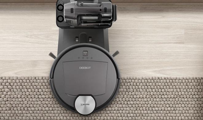 Saugroboter ist kompatibel mit Amazon Alexa