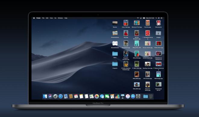 macOS Mojave: So nutzen Sie die neue Stapel-Funktion auf dem Schreibtisch