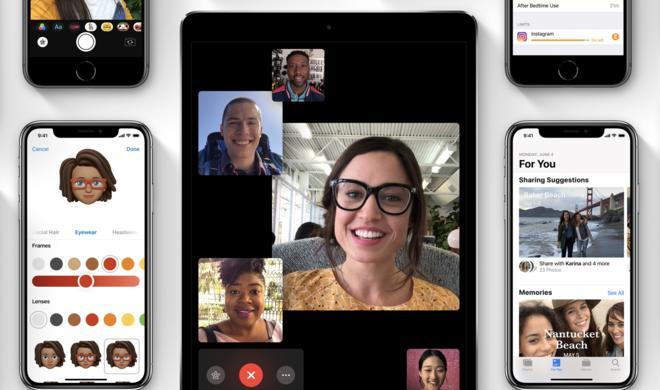 iOS 13: So starten Sie einen Gruppenanruf in FaceTime