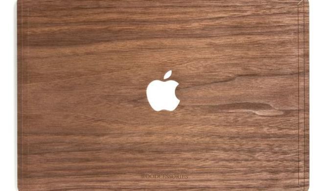 EcoSkin: MacBook Real Wood Cover stark reduziert