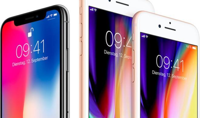 iPhone-X-Strategie geht auf – für Apple