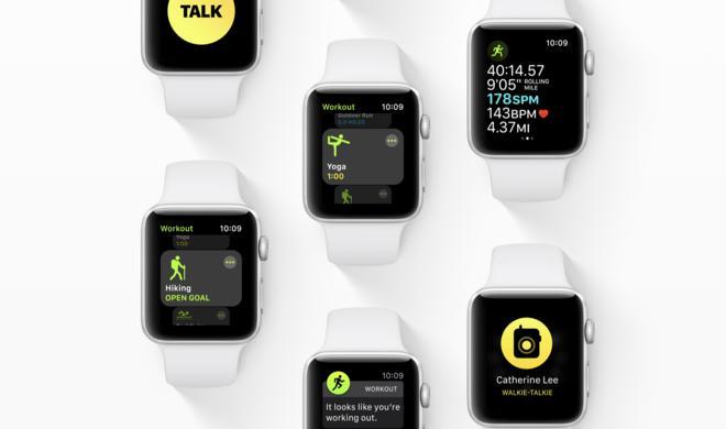 Apple Watch: So deaktivieren Sie die automatische Workout-Erkennung