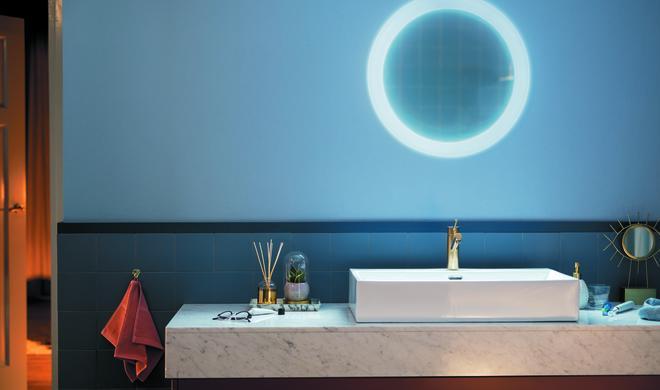 Nicht nur Spiegel: Philips Hue Badezimmer-Kollektion vorgestellt