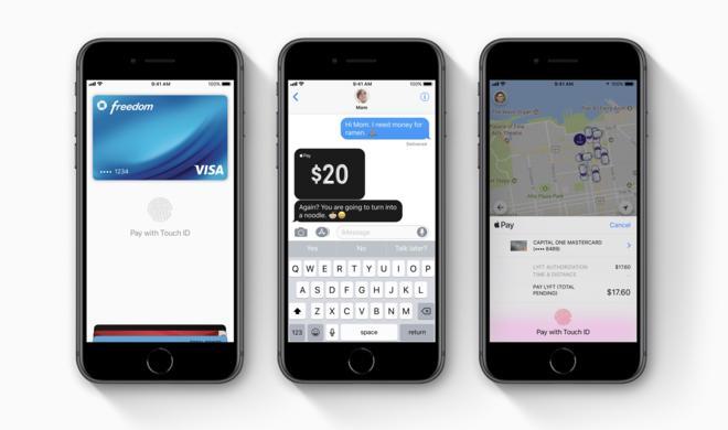Einfach Geld schicken mit Apple Pay Cash - Neuer Werbespot erschienen