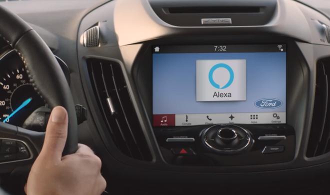 Alexa drängt ins Auto: Amazons Auto SDK macht CarPlay Konkurrenz