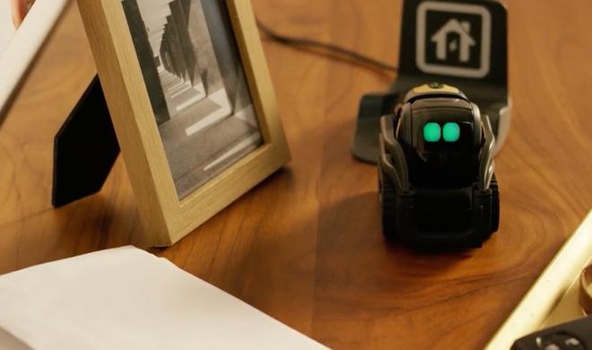Anki Vector: Smarter Roboter auf Kickstarter