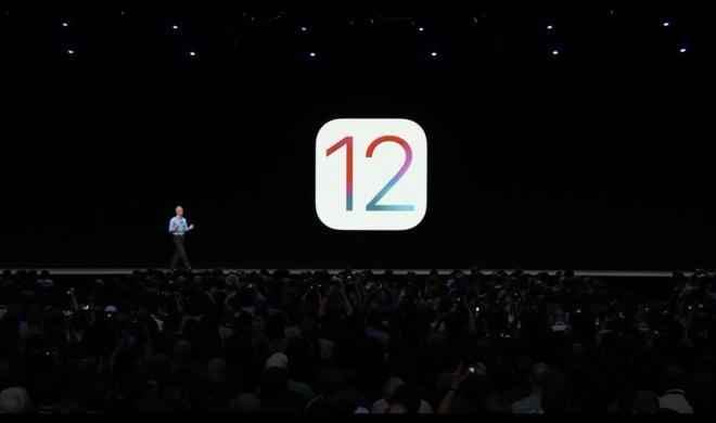Beta 8 von iOS 12 nach Rückzug von Beta 7 am Start