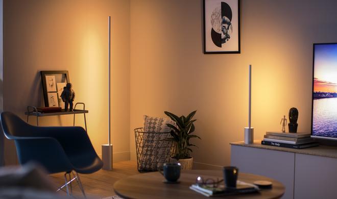 Neue HomeKit-kompatible Tisch-, Steh- und Wandlampen von Philips Hue kommen