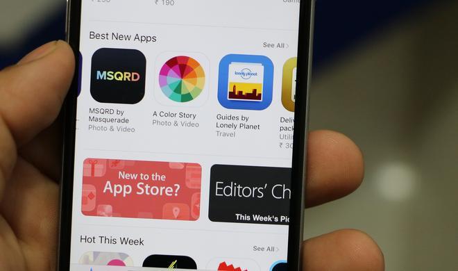 Tiefschlag für App Store? Regulierung könnte Apple $16 Milliarden kosten