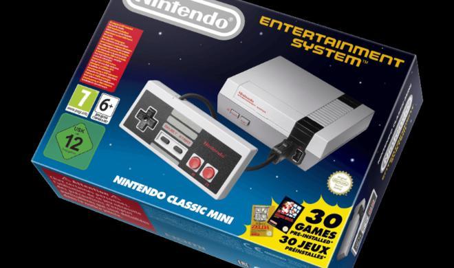 Noch kein Nintendo Classic Mini? Dann jetzt aber schnell