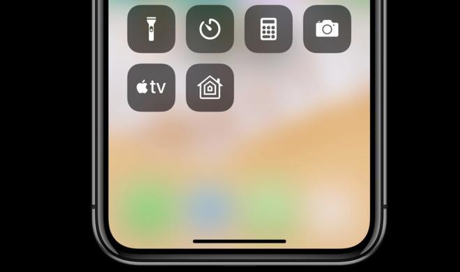 iOS 12 integriert Fernbedienung für Apple TV direkt im Kontrollzentrum