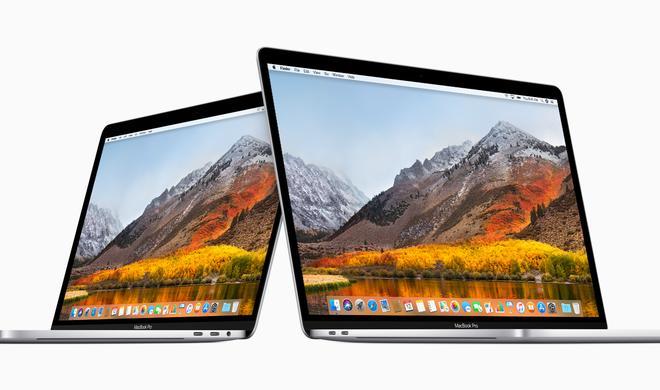 macOS High Sierra bekommt noch einen Spritzer Stabilität fürs MacBook Pro