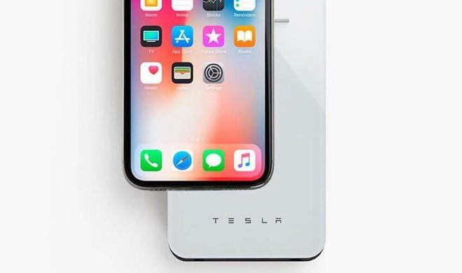 Tesla kündigt kabelloses Qi-Ladegerät an & zieht es wieder zurück