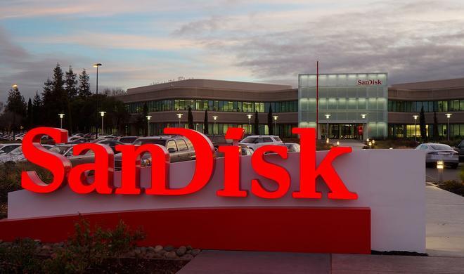Western Digital zeigt neue schnelle SanDisk-Produkte auf der IFA