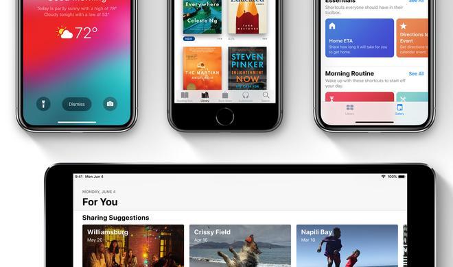 Apple macht das Dutzend voll: iOS 12 Beta 12 veröffentlicht