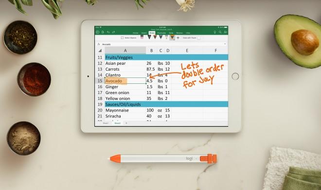 iPad-Stift Logitech Crayon bald nicht mehr nur für Schüler erhältlich
