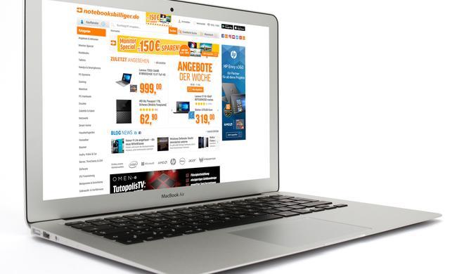 Jetzt oder nie: MacBook Air 13,3 Zoll deutlich unter Normalpreis