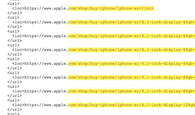 Verplappert: Apple gibt neue iPhone-Namen, -Kapazitäten und -Farben preis