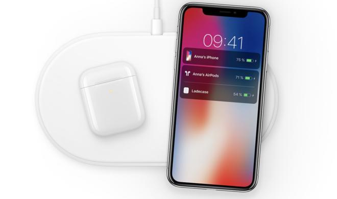 """Lädt das iPhone XS kabellos schneller? Apple sagt """"Ja"""""""