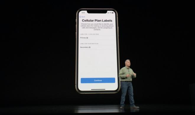 iPhone XS & iPhone XR: Dual-SIM wird per Softwareupdate nachgereicht