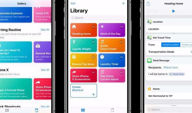 Golden Master der iOS 12 Shortcuts-App veröffentlicht