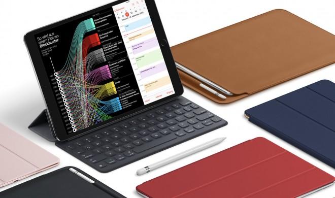 Neues iPad Pro mit 4K-Ausgabe und USB-C