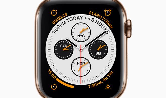 Muss Deutschland nicht lange aufs EKG mit der Apple Watch Series 4 warten?