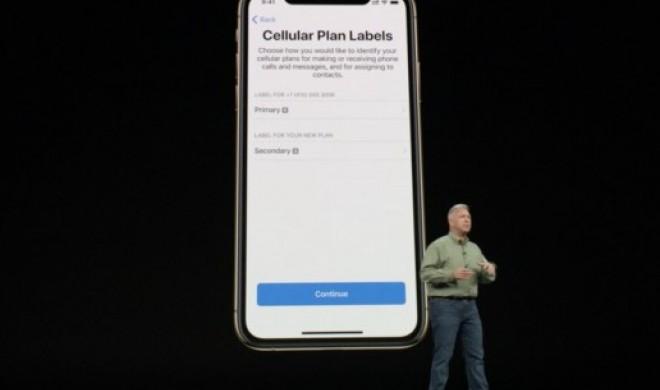 iOS 12.1 Beta funktioniert im Dual-SIM-Betrieb mit Telekom-eSIMs
