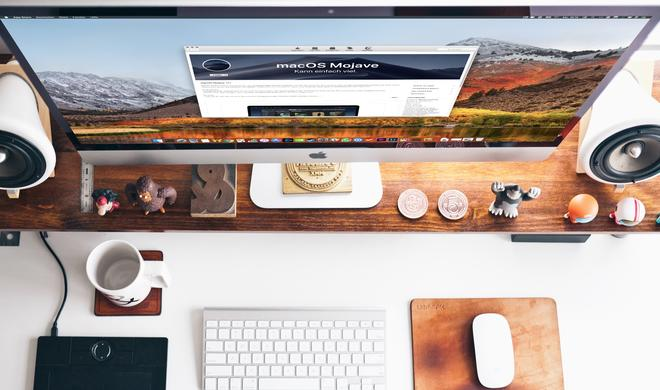 Es wird dunkel und macht wieder Spaß: macOS Mojave im Test