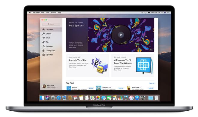 macOS Mojave: So funktionieren Download und Installation