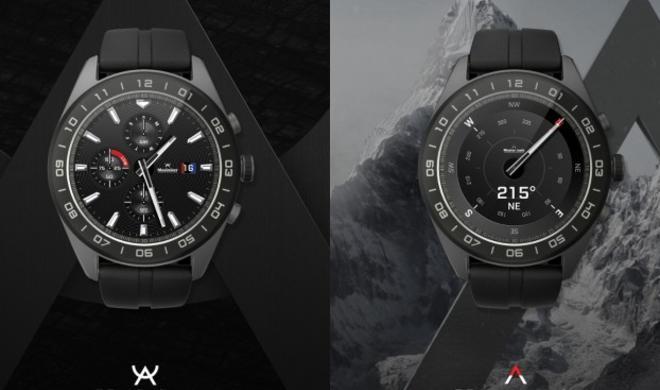 Ist LGs Watch W7 schöner als die Apple Watch?