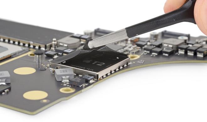Apple hat Reparatursperre für Macs offenbar noch nicht aktiviert