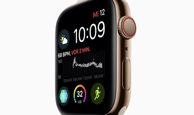 Apple Watch Series 4: Crash und Reboot-Schleife durch Zeitumstellung