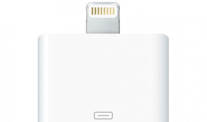 Lightning-auf-30-Pin-Adapters eingestellt: Apple besiegelt Ende einer Ära