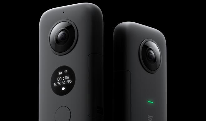 Insta360 One X: Dieses Gadget verwandelt das iPhone in eine echte 360-Grad-Kamera