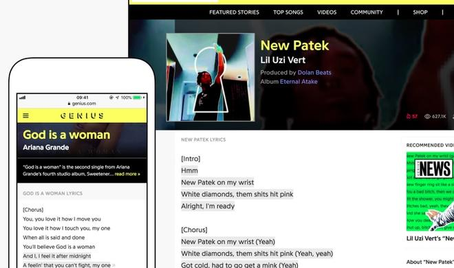 Mitsingen: Apple Music zeigt Songtexte auf Genius an