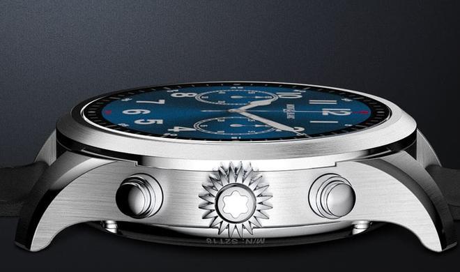 Montblanc Summit 2: Smartwatch mit Schweizer Anspruch