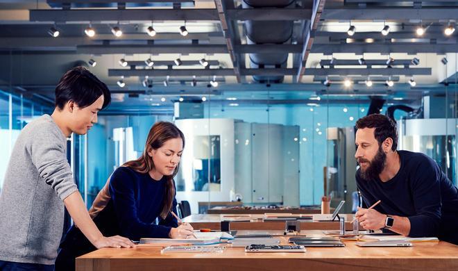 Bei Apple arbeiten? Neues Design für Apples Job-Portal